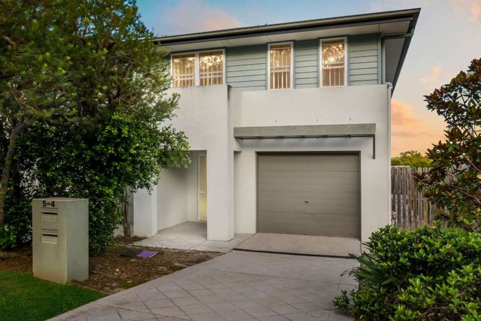 Third view of Homely townhouse listing, 4/5 Bailer Street, Coomera QLD 4209