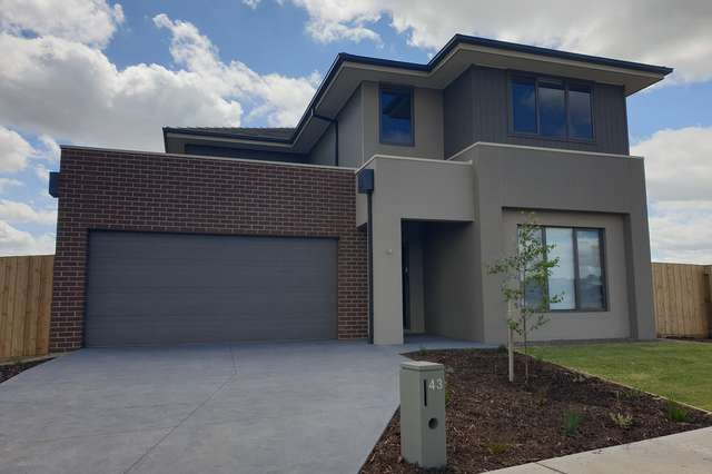 43 Yeungroon Boulevard, Clyde North VIC 3978