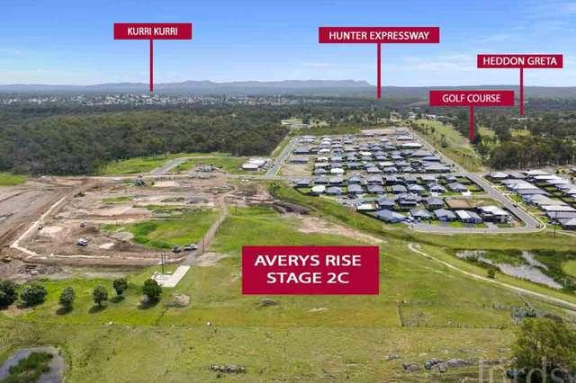 AVERYS RISE- STAGE 2C, Heddon Greta NSW 2321