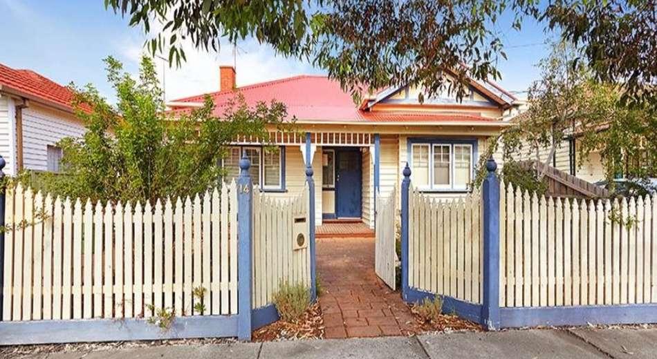 14 Tait Street, Footscray VIC 3011