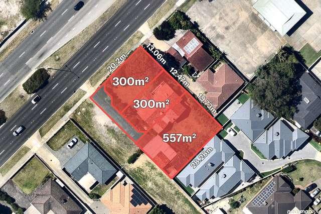 Proposed Lots 1,2,3 / 38 Leach Highway, Wilson WA 6107