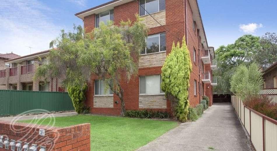 4/36 Pembroke Street, Ashfield NSW 2131