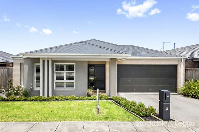 38 Newfields Drive, Drysdale VIC 3222