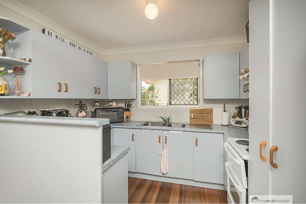 Second view of Homely house listing, 83 Simpson Street, Frenchville QLD 4701