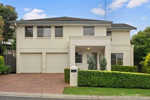 21 Wattlecliffe Drive, Blaxland NSW 2774