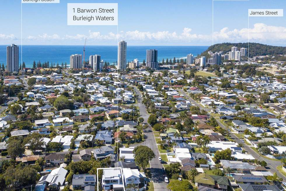 Fourth view of Homely house listing, 1 Barwon Street, Burleigh Waters QLD 4220