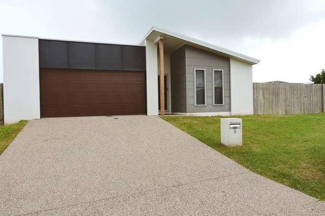 5 Albion Crescent, Mount Pleasant QLD 4740