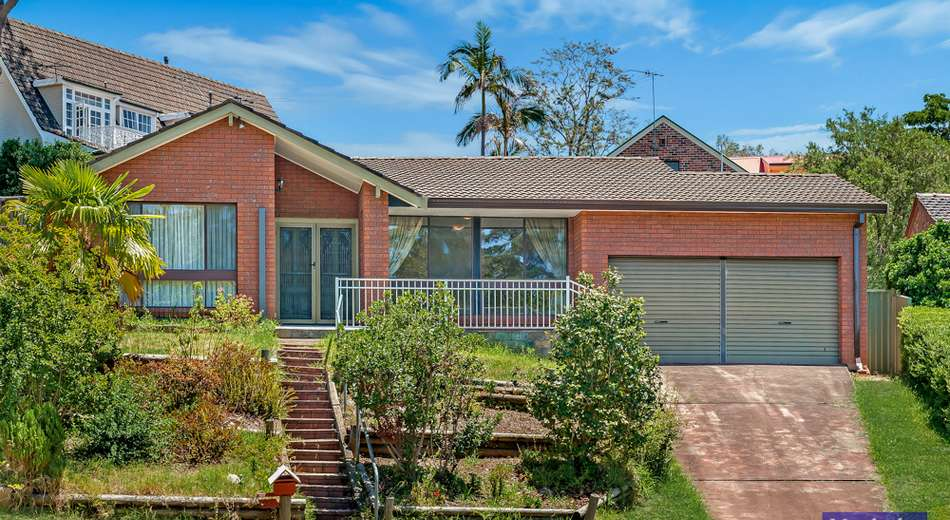 23 Winchcombe Place, Castle Hill NSW 2154