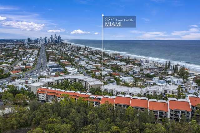 53/1 Great Hall Drive, Miami QLD 4220