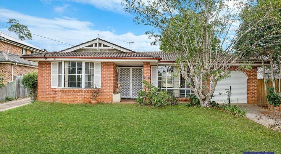 27 Parsonage Road, Castle Hill NSW 2154