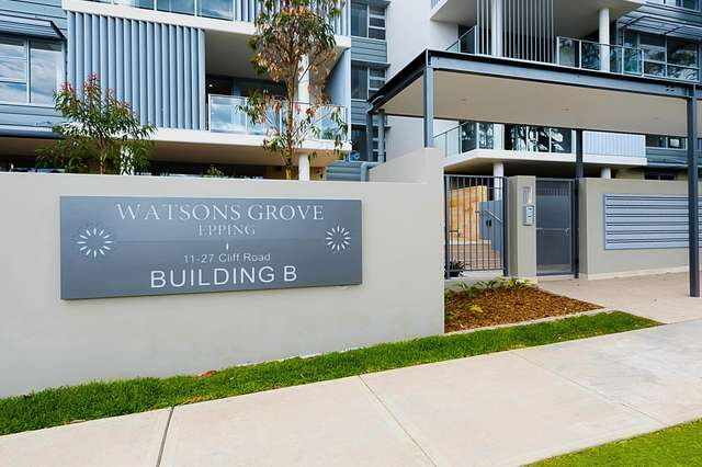 B209/11-27 Cliff Road, Epping NSW 2121