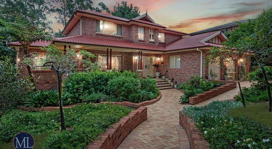 6 Amberwood  Place, Castle Hill NSW 2154