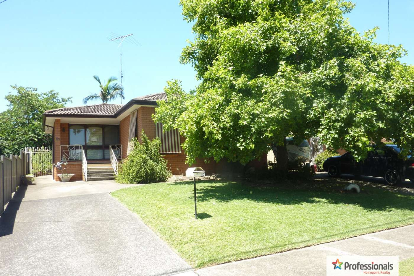 Main view of Homely house listing, 63 Castlereagh Street, Riverstone NSW 2765