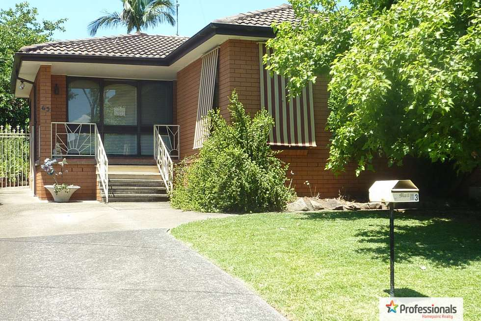 Fifth view of Homely house listing, 63 Castlereagh Street, Riverstone NSW 2765