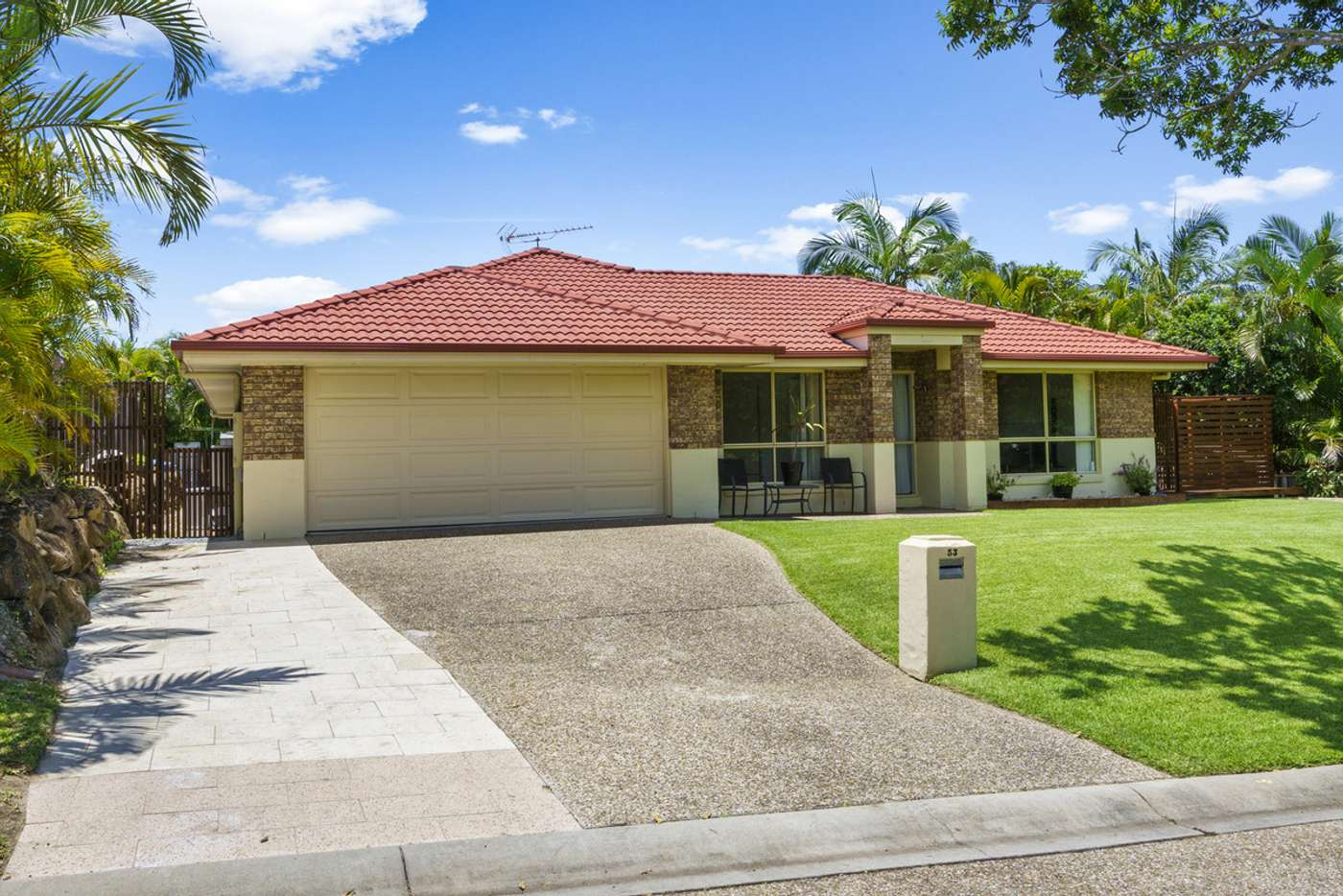Main view of Homely house listing, 53 Cossington Circuit, Maudsland QLD 4210
