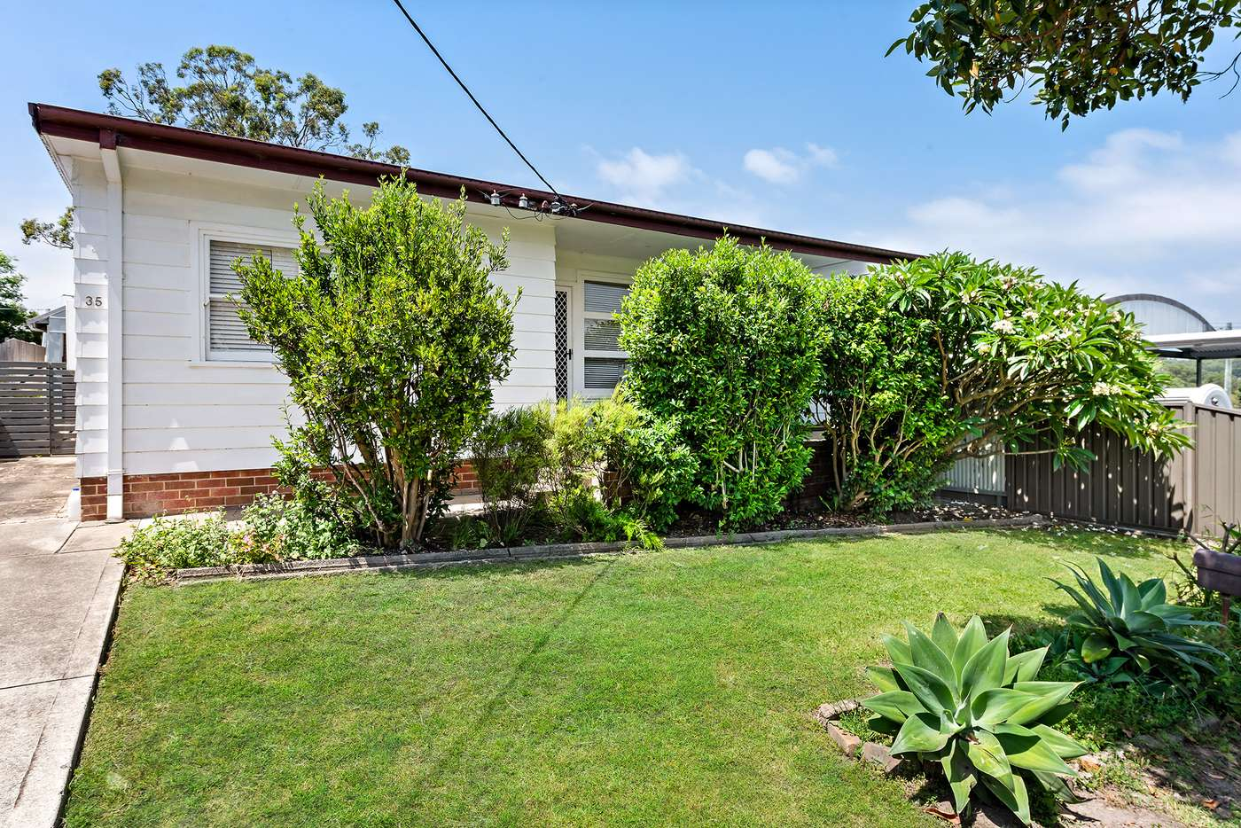 Main view of Homely house listing, 35 Queen Street, Waratah West NSW 2298