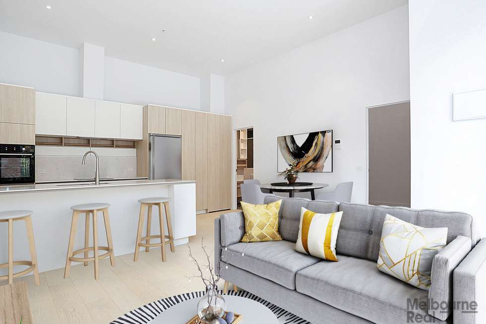 Second view of Homely apartment listing, 2/40 Hall Street, Moonee Ponds VIC 3039