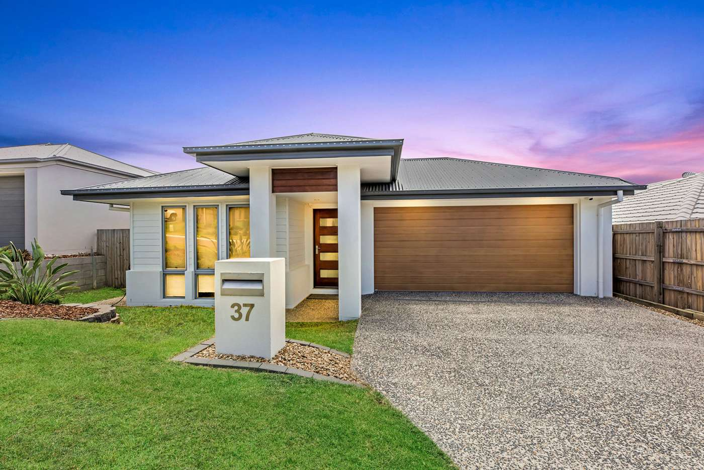 Main view of Homely house listing, 37 Mazeppa Street, South Ripley QLD 4306