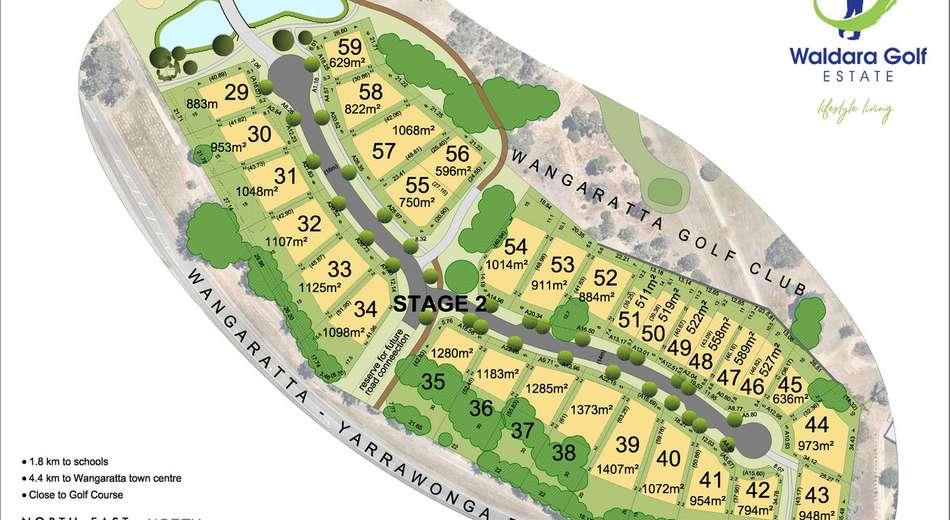 LOT 43 Waldara Golf Estate