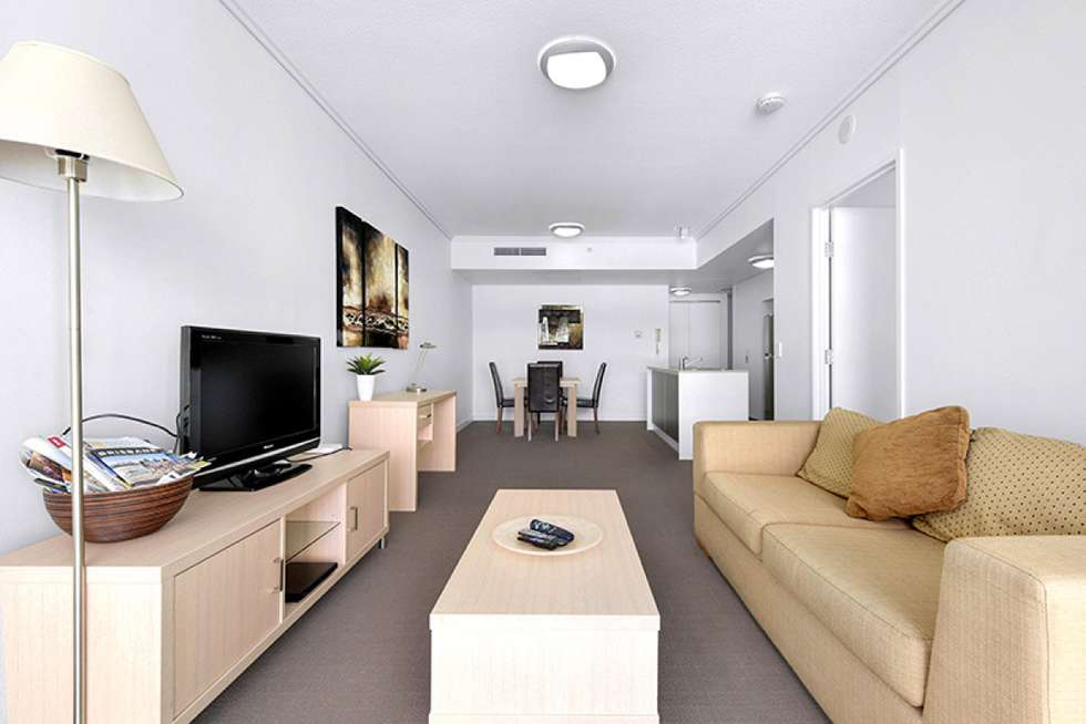 Second view of Homely apartment listing, 5/108 Albert Street, Brisbane City QLD 4000