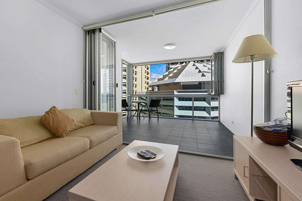 Third view of Homely apartment listing, 5/108 Albert Street, Brisbane City QLD 4000