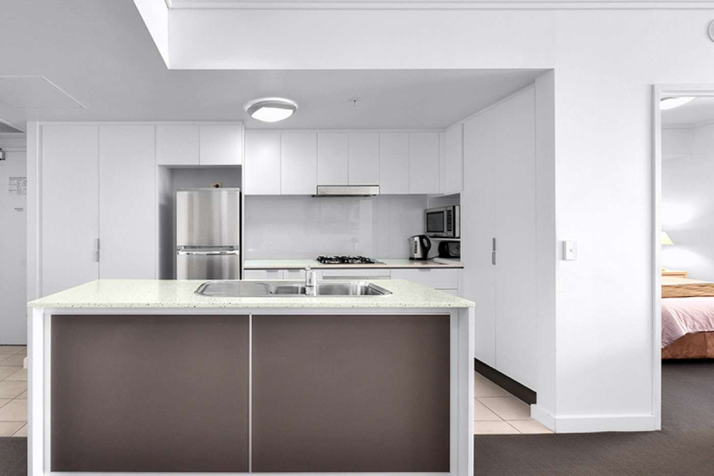 Seventh view of Homely apartment listing, 5/108 Albert Street, Brisbane City QLD 4000