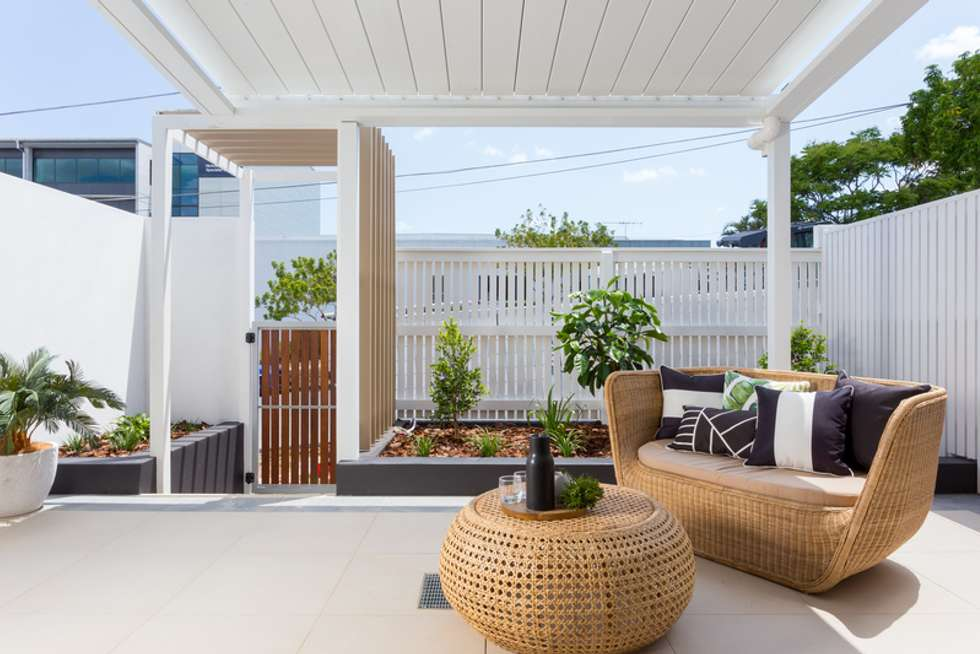 Third view of Homely townhouse listing, 12/96-100 Nicholson Street, Greenslopes QLD 4120