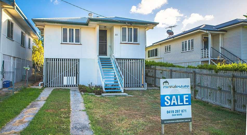57A Jones Street, Wandal QLD 4700
