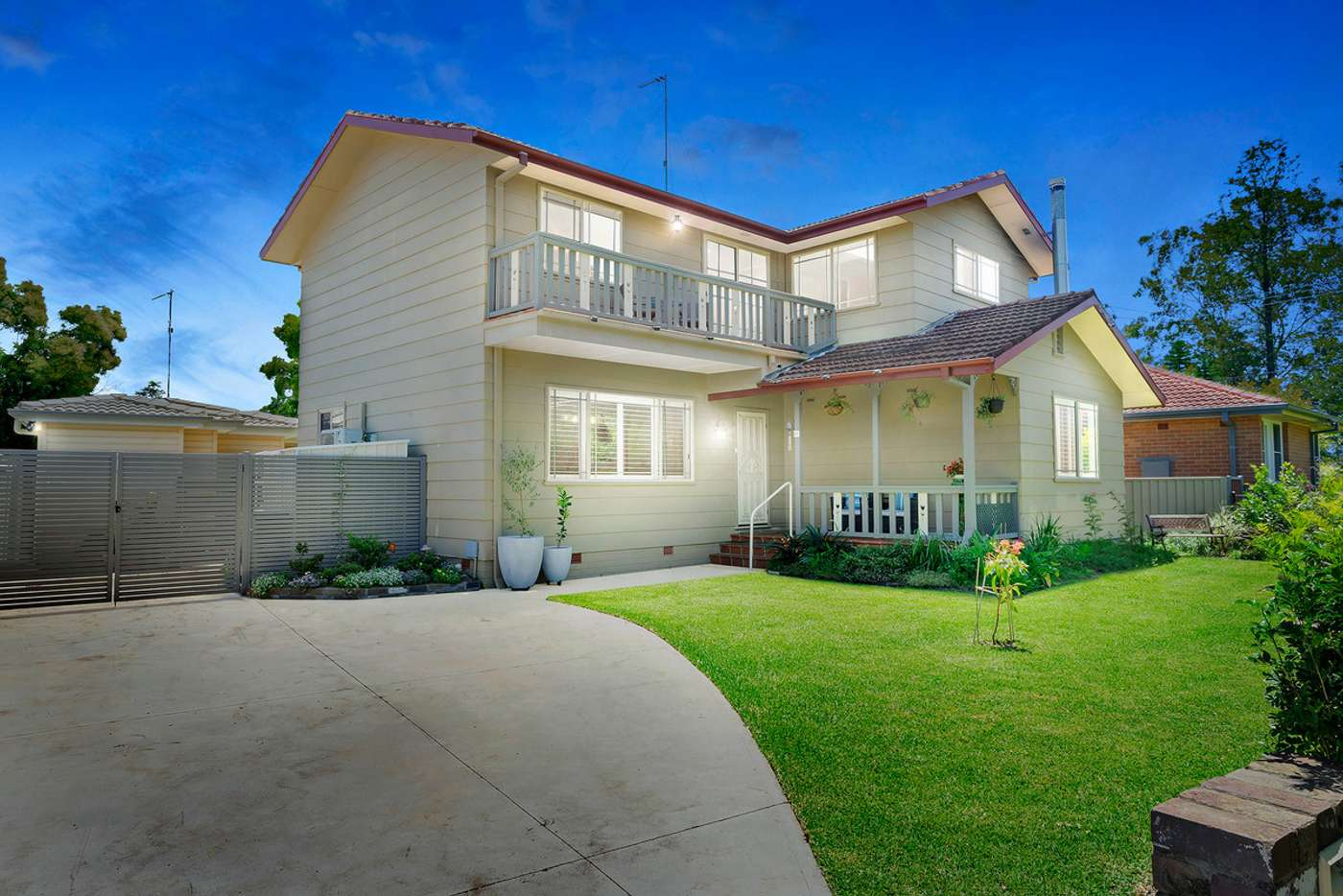 Main view of Homely house listing, 21 Laurence Street, Hobartville NSW 2753
