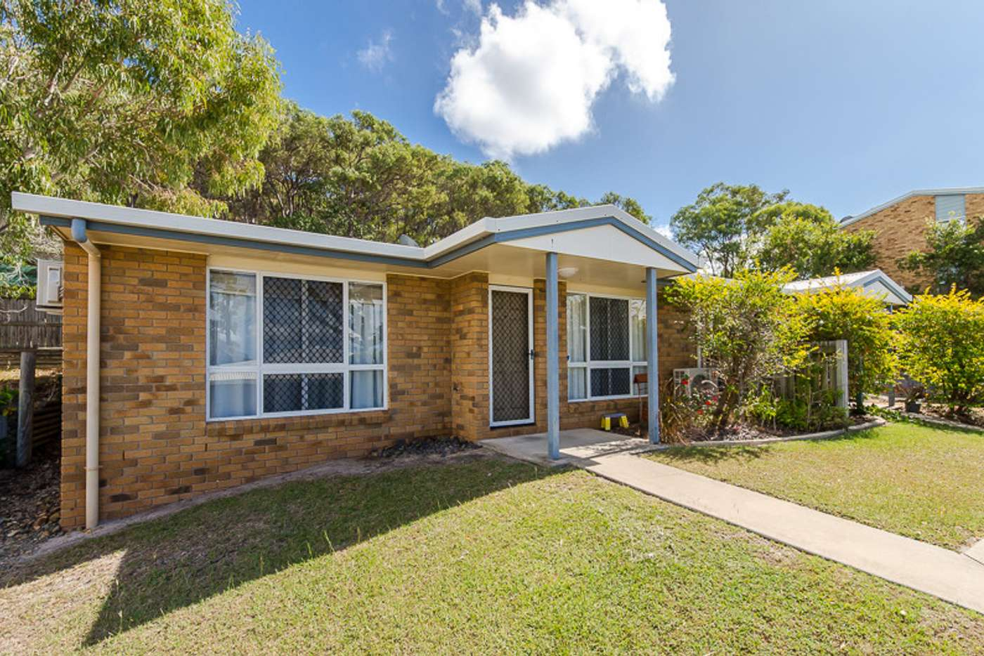 Main view of Homely unit listing, 3/17 Ann Street, South Gladstone QLD 4680