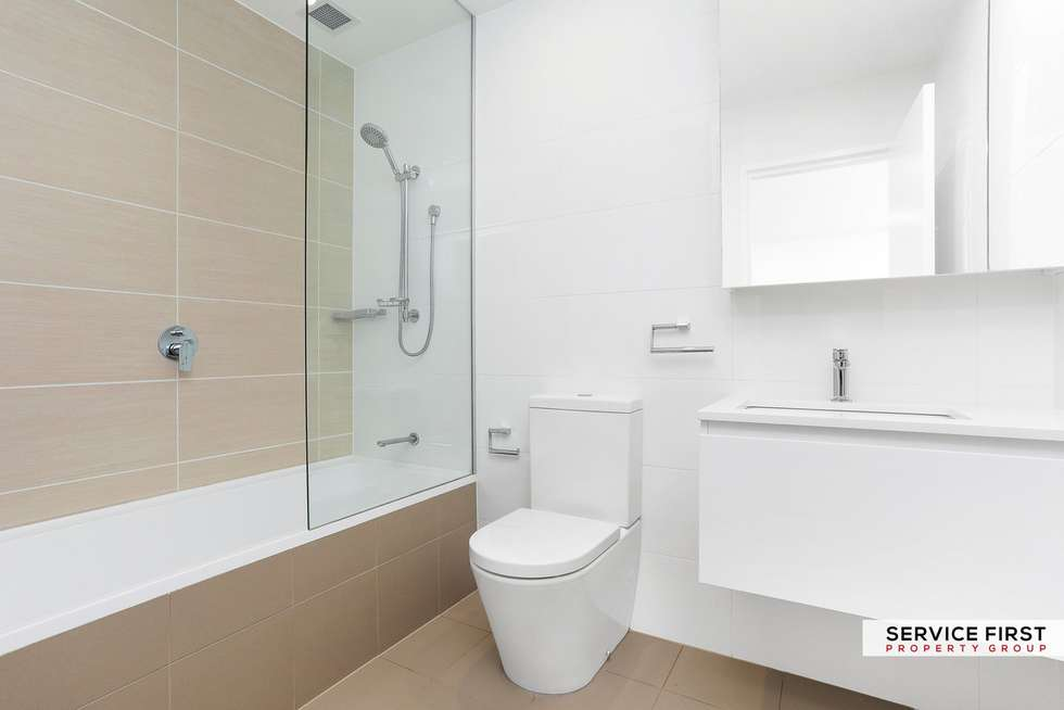 Fourth view of Homely apartment listing, 712/17 Chisholm Street, Wolli Creek NSW 2205