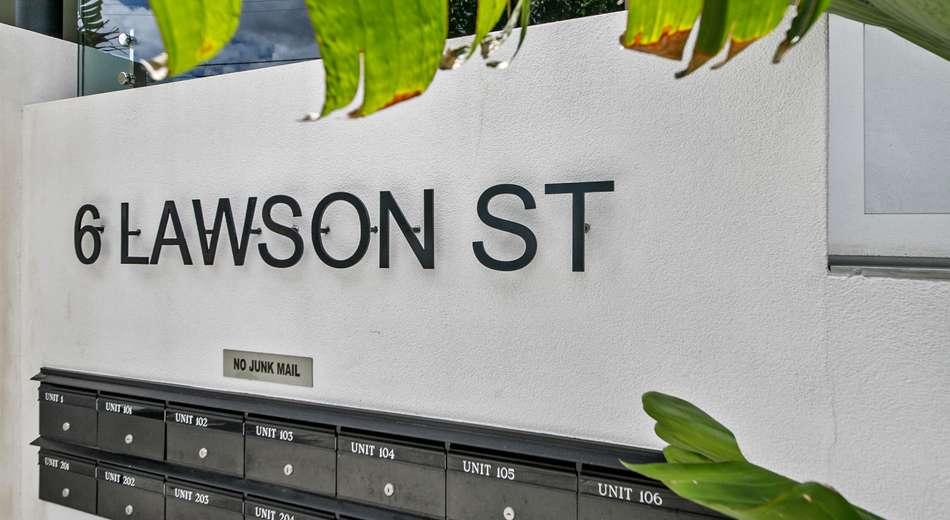 1/6 Lawson Street