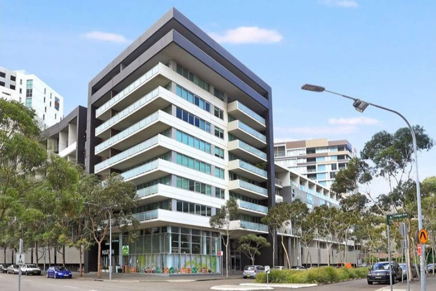 Main view of Homely apartment listing, 26/2 Levy Walk, Zetland NSW 2017