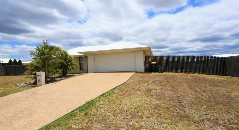 4 Brodie Drive, Gracemere QLD 4702
