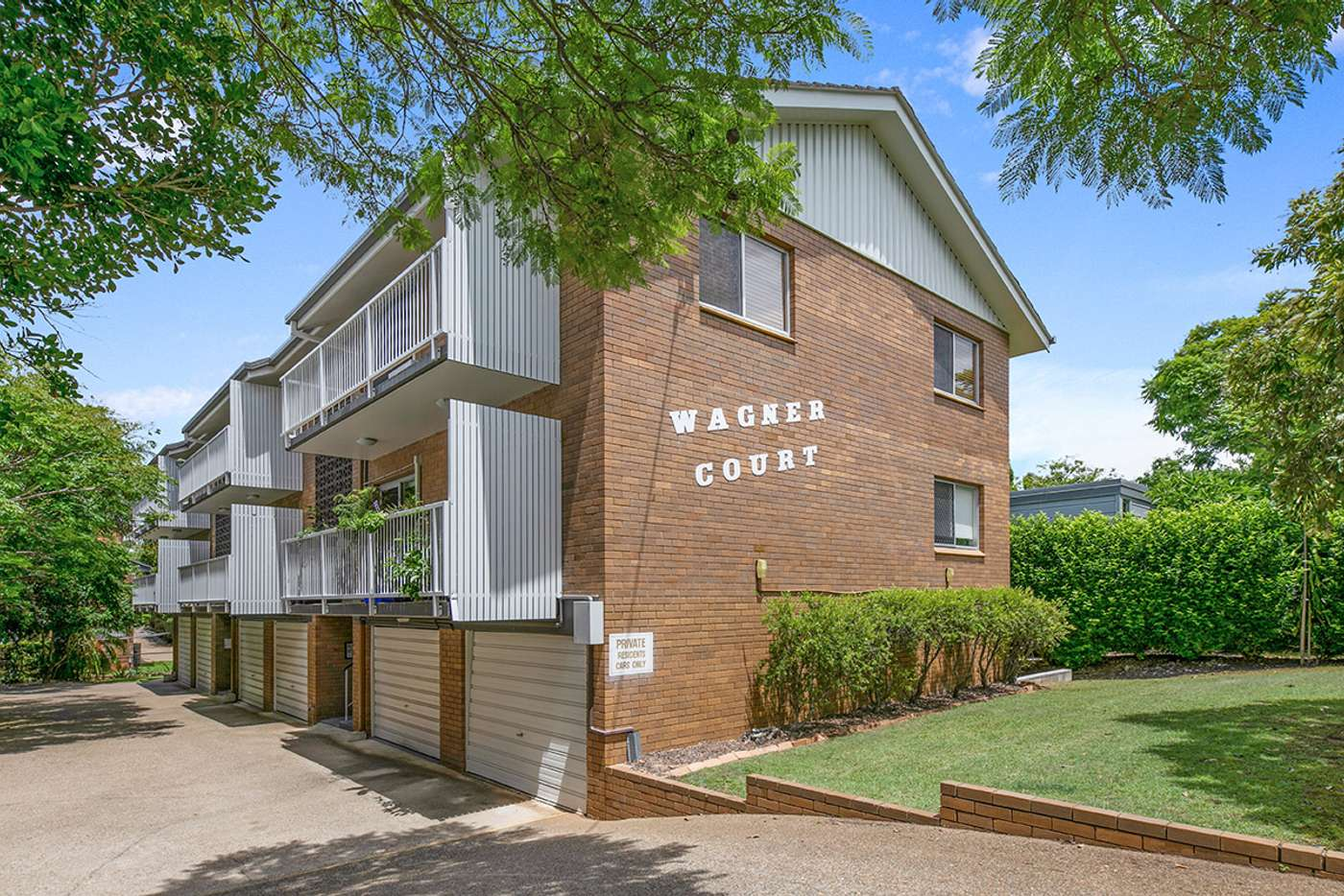 Main view of Homely unit listing, 4/45 Wagner Road, Clayfield QLD 4011