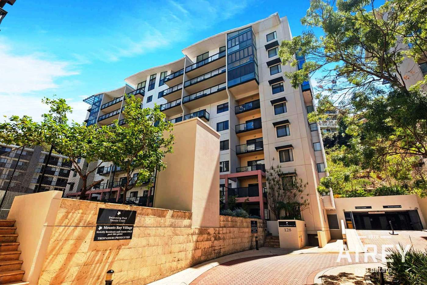 Main view of Homely apartment listing, 39/128 Mounts Bay Road, Perth WA 6000