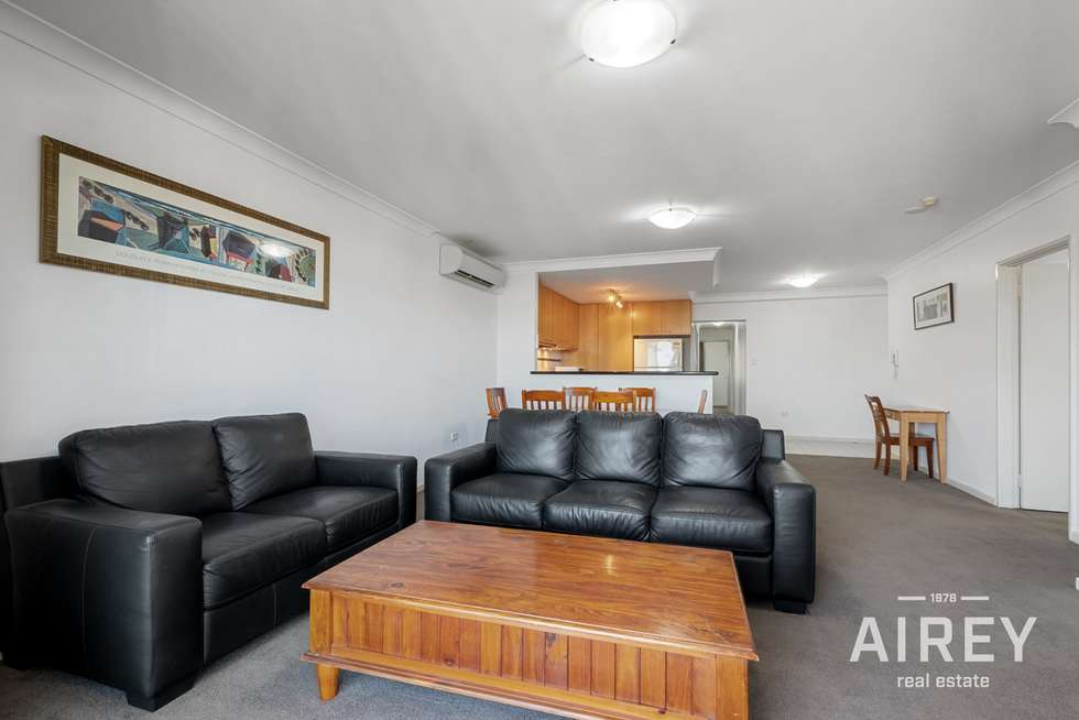 Second view of Homely apartment listing, 39/128 Mounts Bay Road, Perth WA 6000