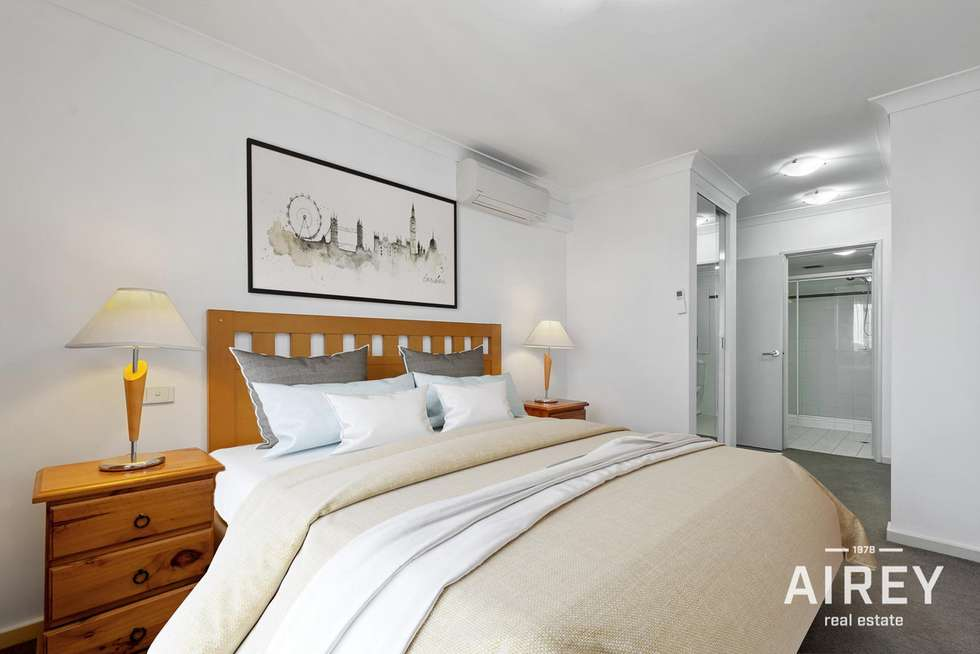 Third view of Homely apartment listing, 39/128 Mounts Bay Road, Perth WA 6000