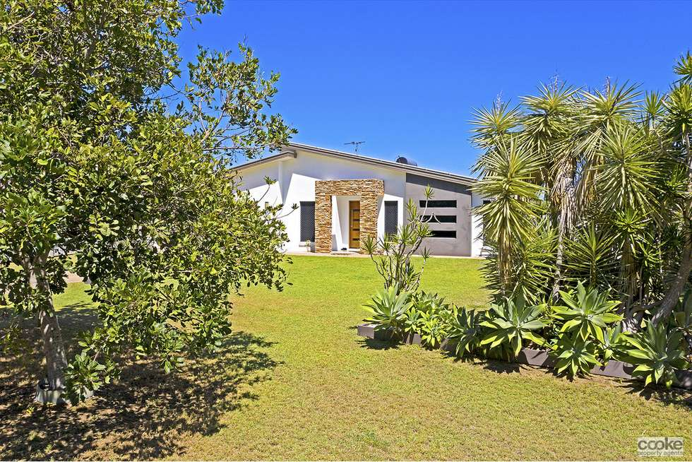 Second view of Homely house listing, 16 Lakeview Circuit, Mulambin QLD 4703