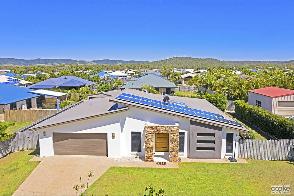 Third view of Homely house listing, 16 Lakeview Circuit, Mulambin QLD 4703