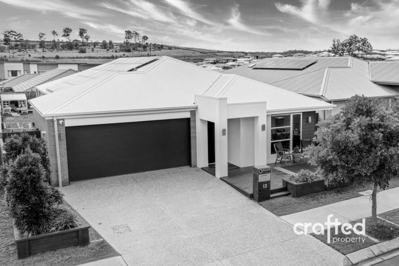 Main view of Homely house listing, 13 Harmony Crescent, South Ripley QLD 4306