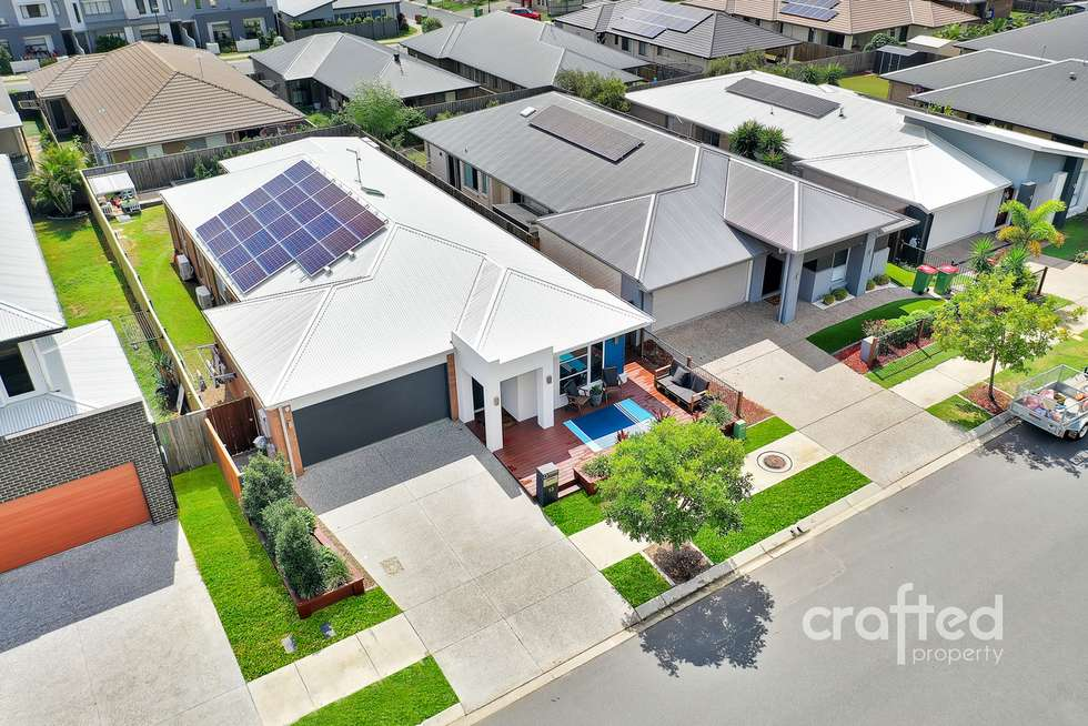 Second view of Homely house listing, 13 Harmony Crescent, South Ripley QLD 4306