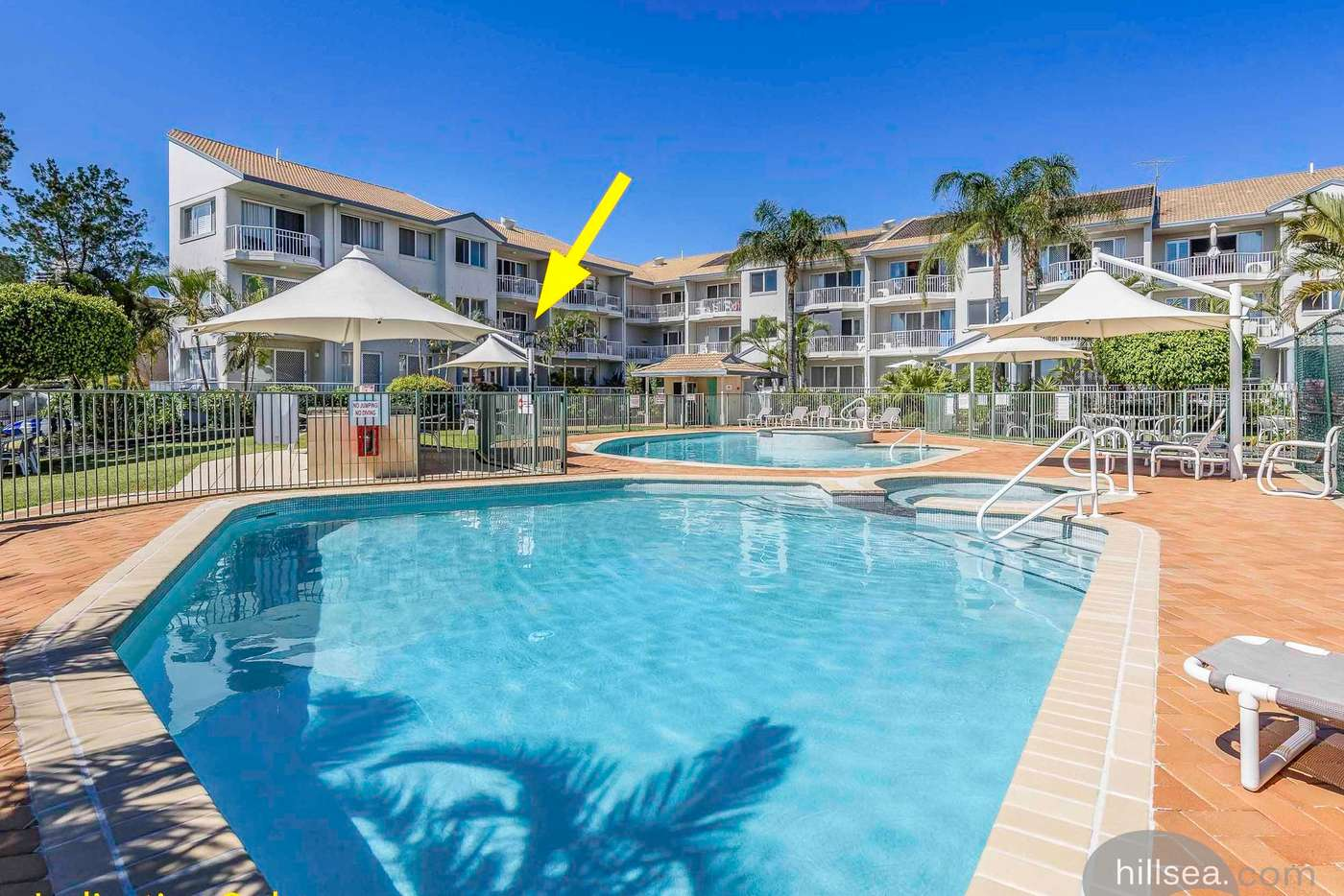 Main view of Homely unit listing, 23/6 Back Street, Biggera Waters QLD 4216