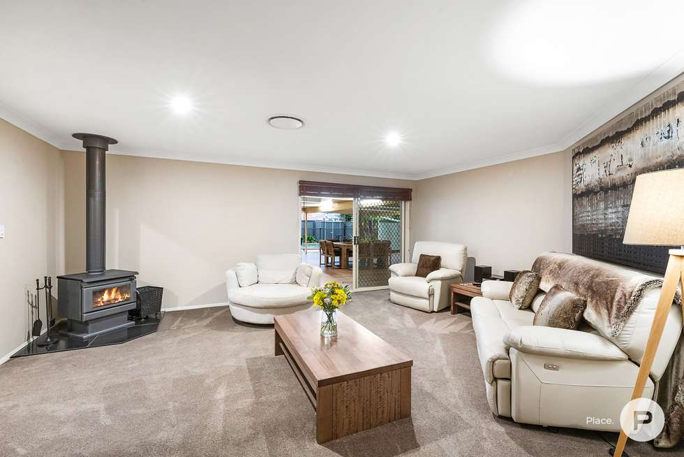Third view of Homely house listing, 15 Bellfield Crescent, Parkinson QLD 4115
