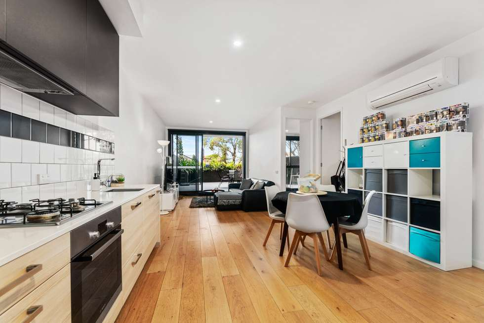 Fourth view of Homely apartment listing, 6/324 Pascoe Vale Road, Essendon VIC 3040