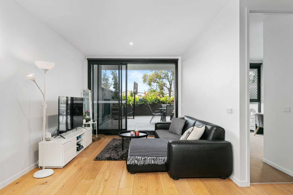 Fifth view of Homely apartment listing, 6/324 Pascoe Vale Road, Essendon VIC 3040