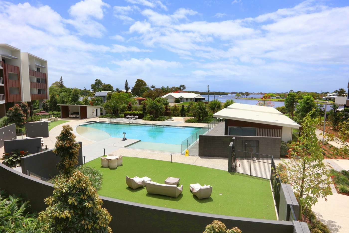 Main view of Homely apartment listing, 58/93 Sheehan Avenue, Hope Island QLD 4212