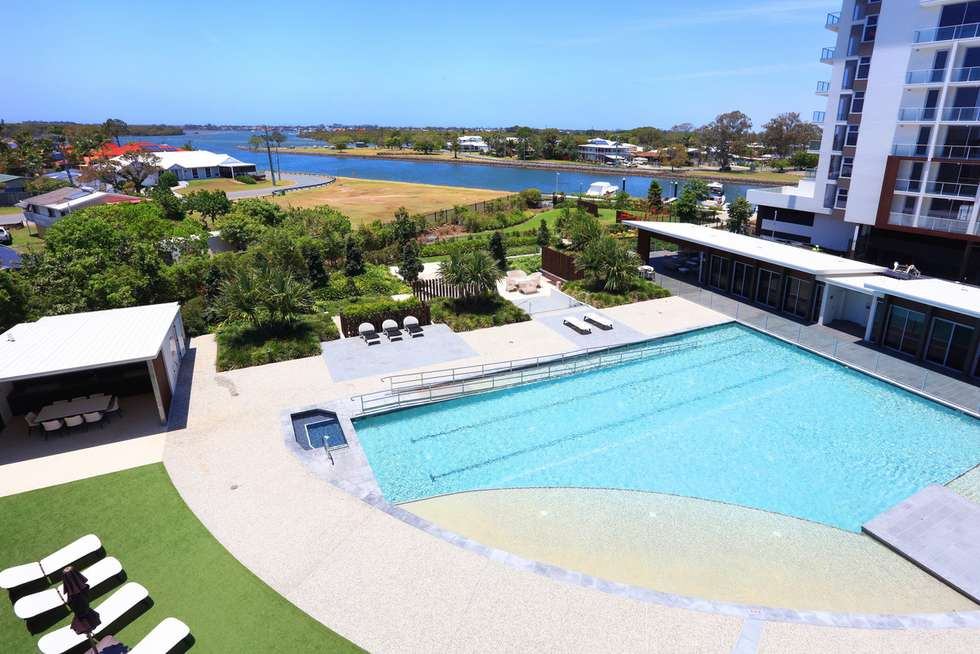 Second view of Homely apartment listing, 58/93 Sheehan Avenue, Hope Island QLD 4212