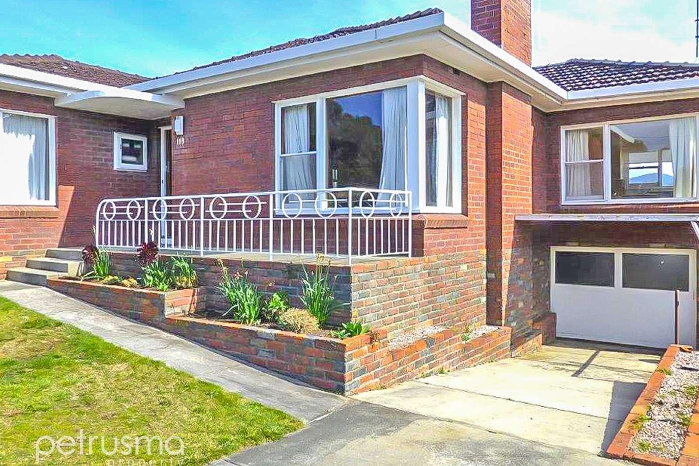 Main view of Homely house listing, 113 East Derwent Highway, Lindisfarne TAS 7015