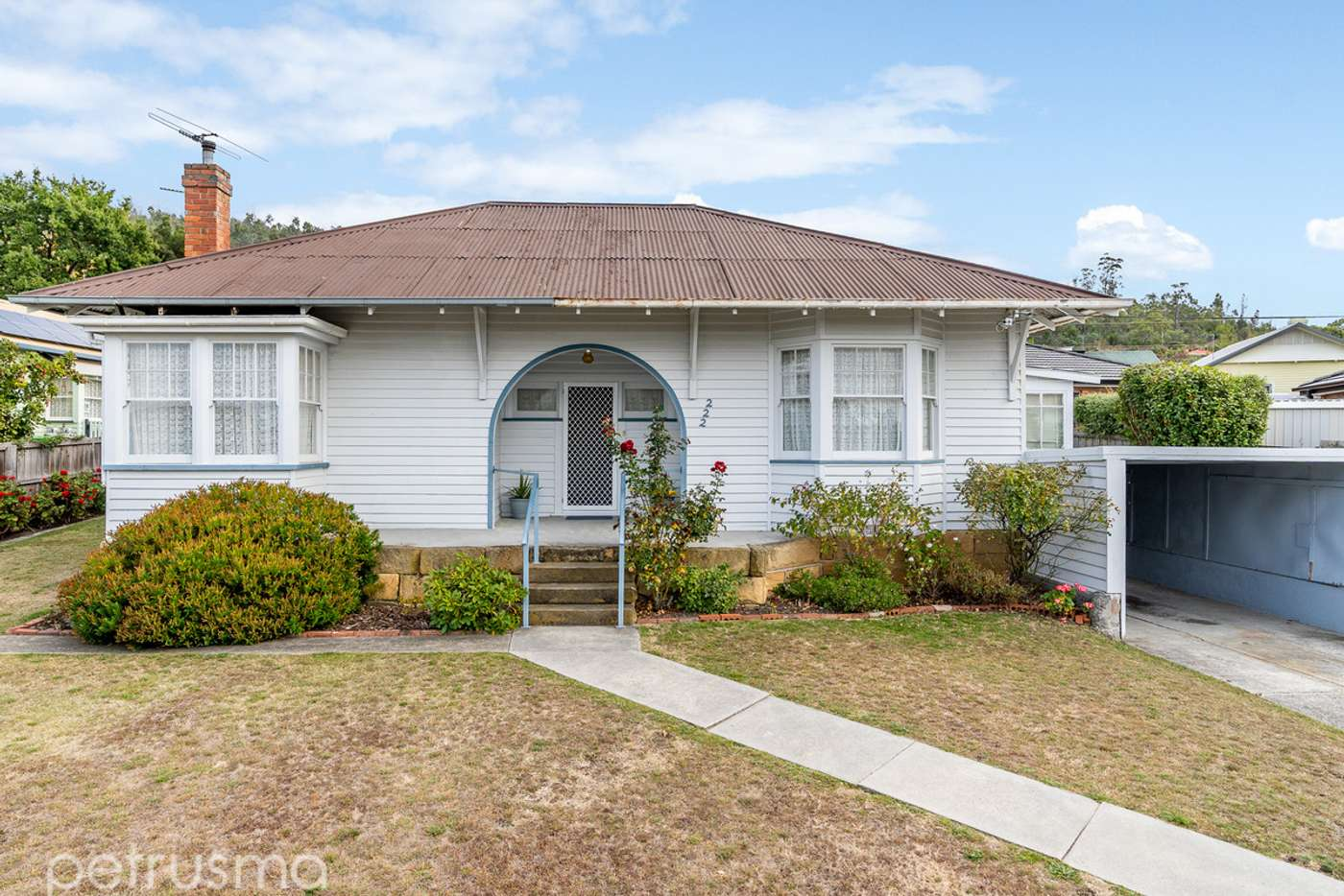 Main view of Homely house listing, 222 Derwent Avenue, Lindisfarne TAS 7015